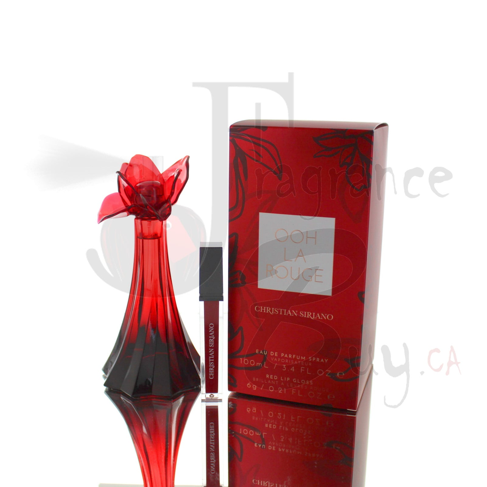 Christian Siriano Ooh La Rouge (2020) For Woman