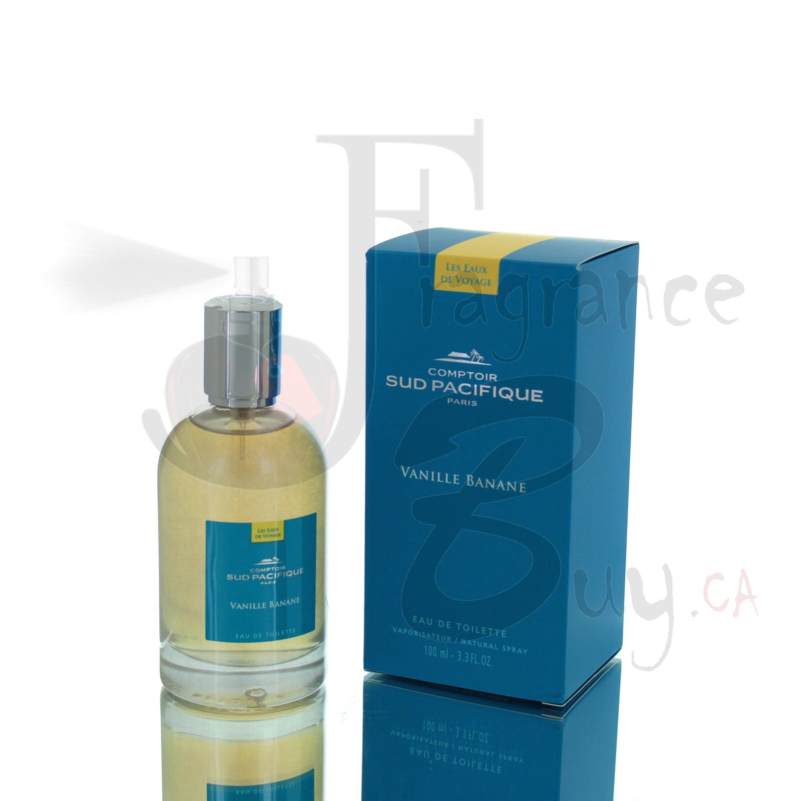 Comptoir Sud Pacifique Vanille Banane For Woman
