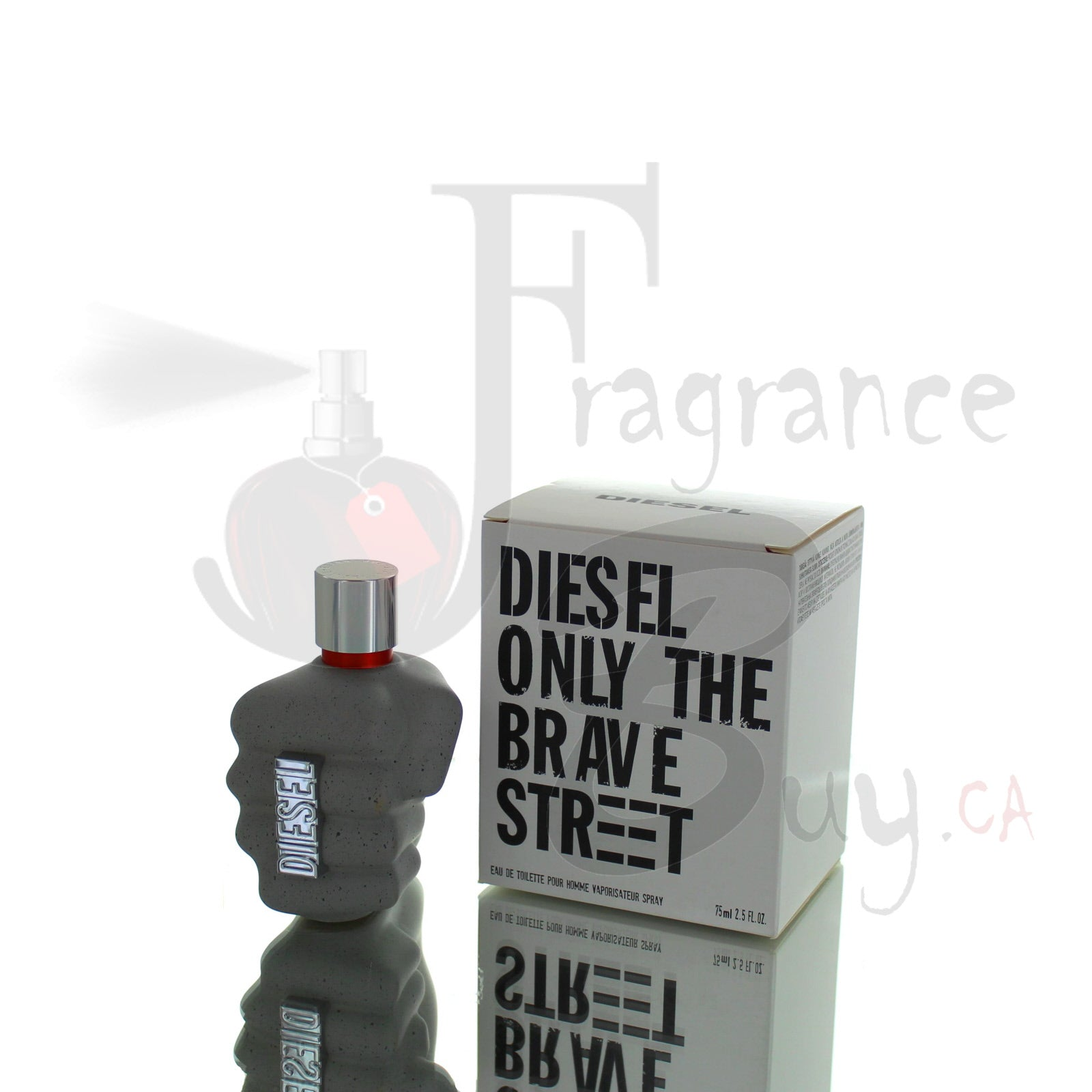 Diesel Only the Brave High Street Edition For Man
