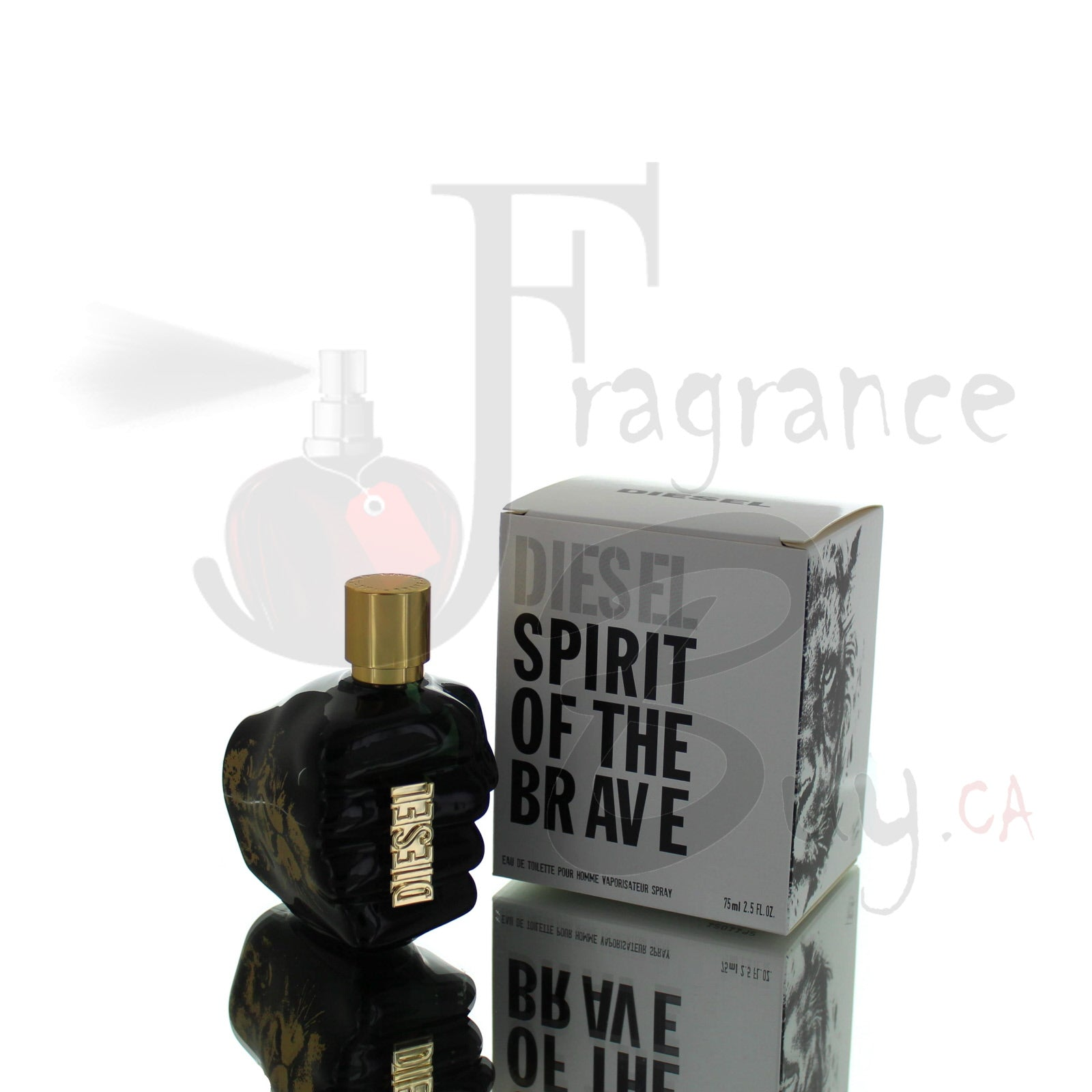 Diesel Spirit of the Brave Edition For Man
