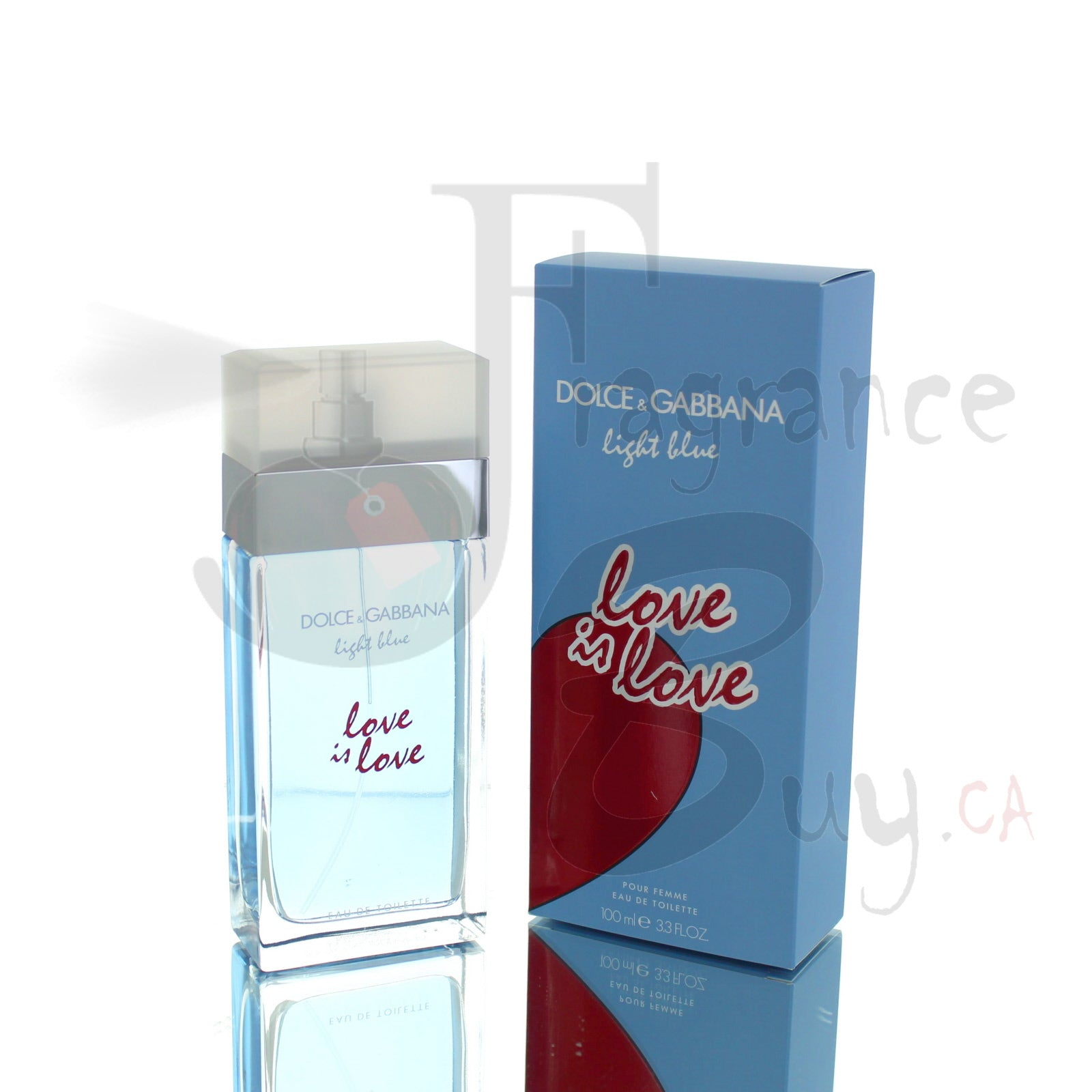 Dolce & Gabbana Light Blue Love is Love For Woman
