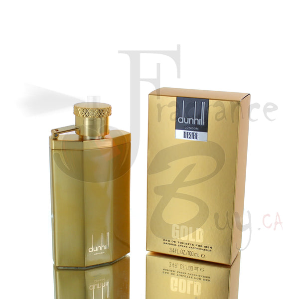 Dunhill Desire Gold (Aventus Twist) For Man