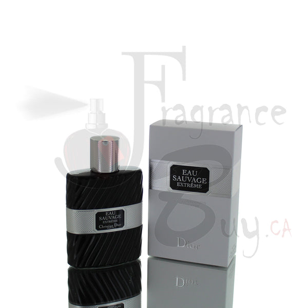 "Eau Sauvage ""Extreme"" by Christian Dior For Man"