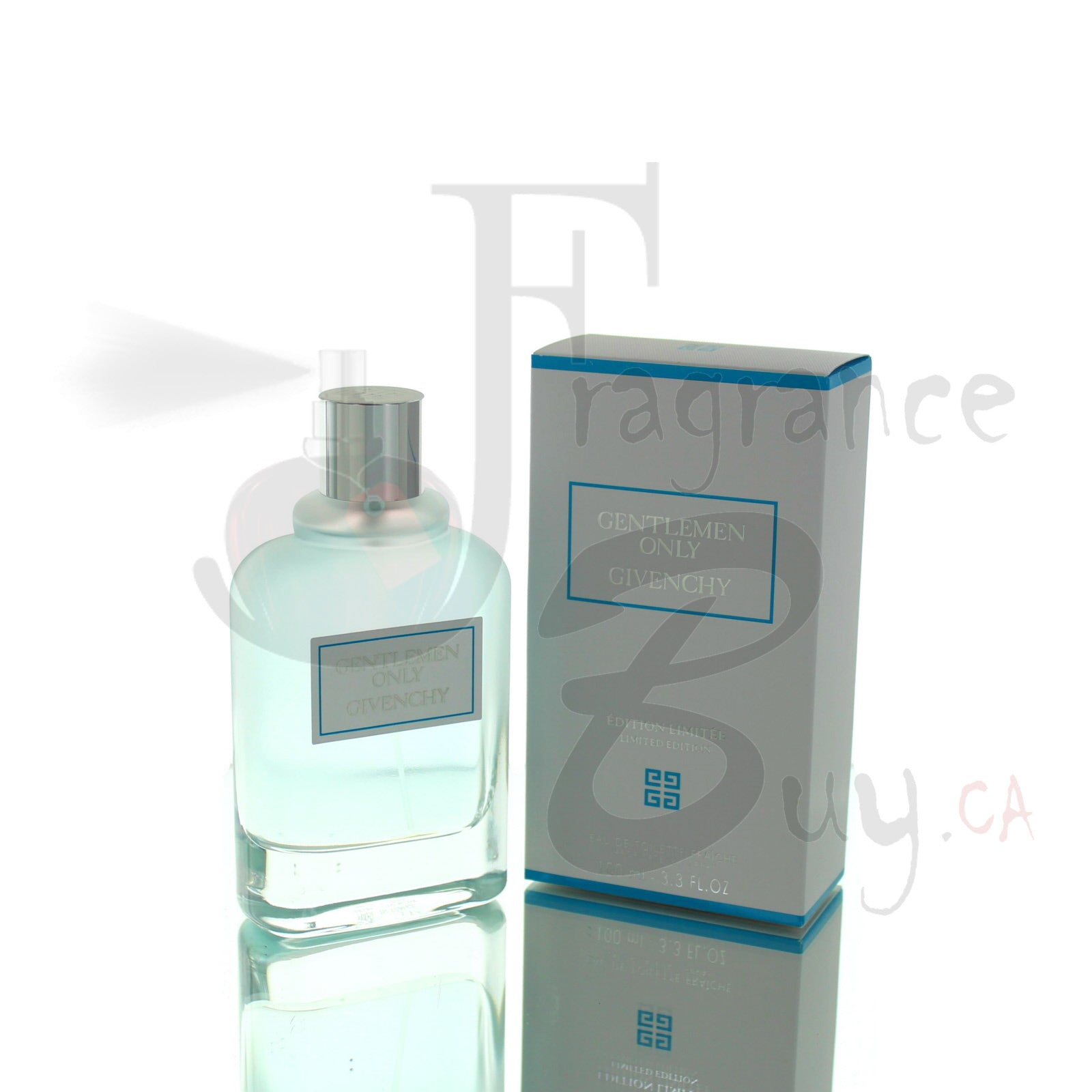 Givenchy Gentlemen Fraiche Edition For Man