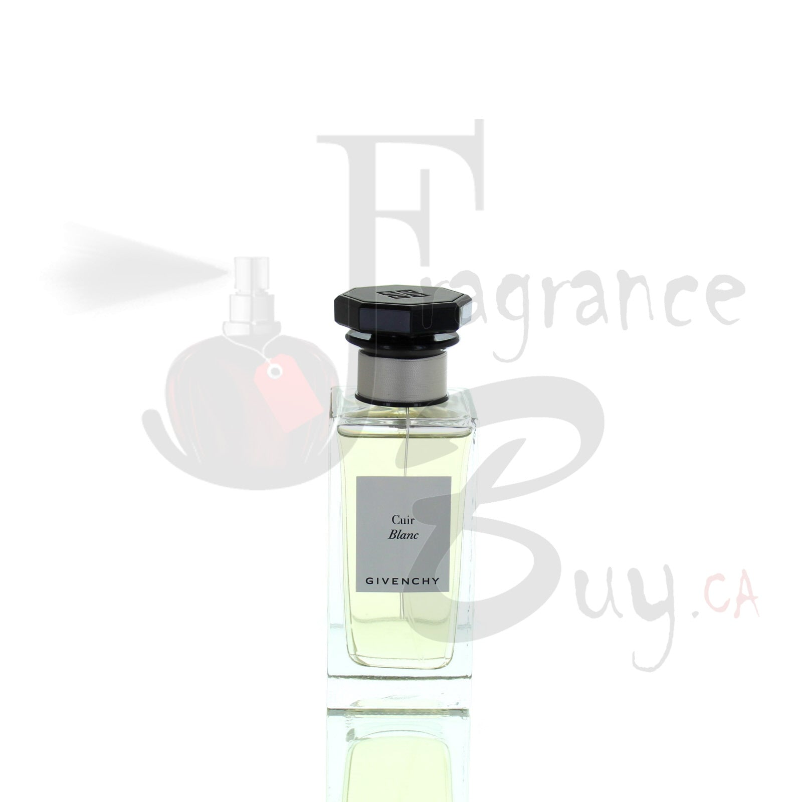 Givenchy Cuir Blanc For Man/Woman