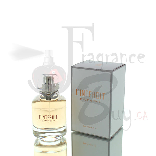 Givenchy L'interdit EDT Edition For Woman