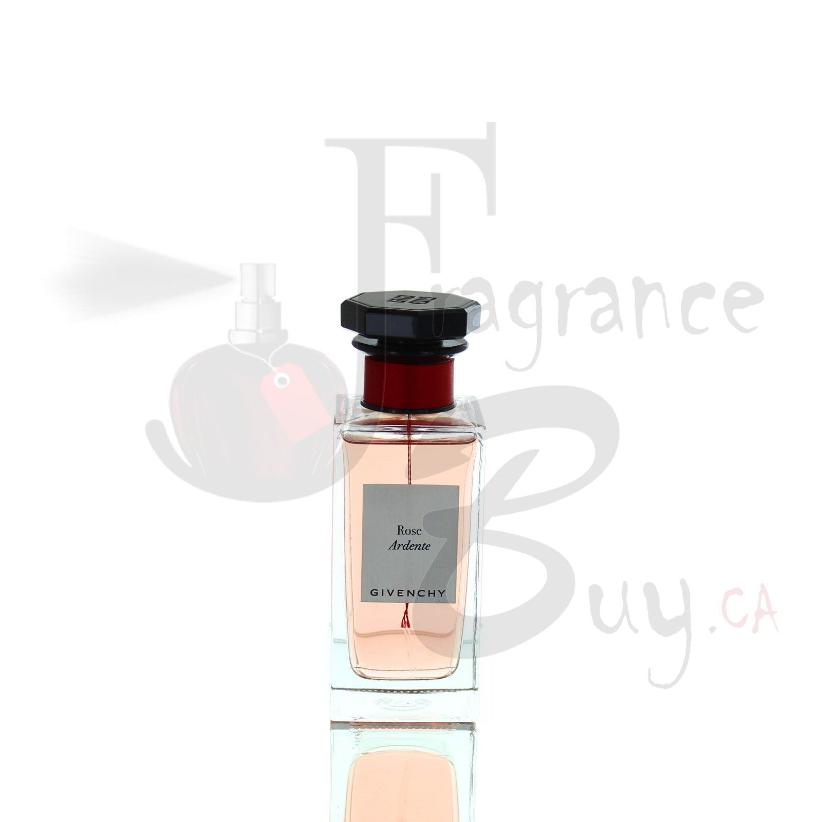 Givenchy Rose Ardente For Woman