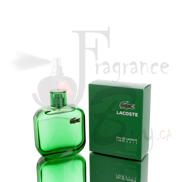 Lacoste Eau Verte For Man