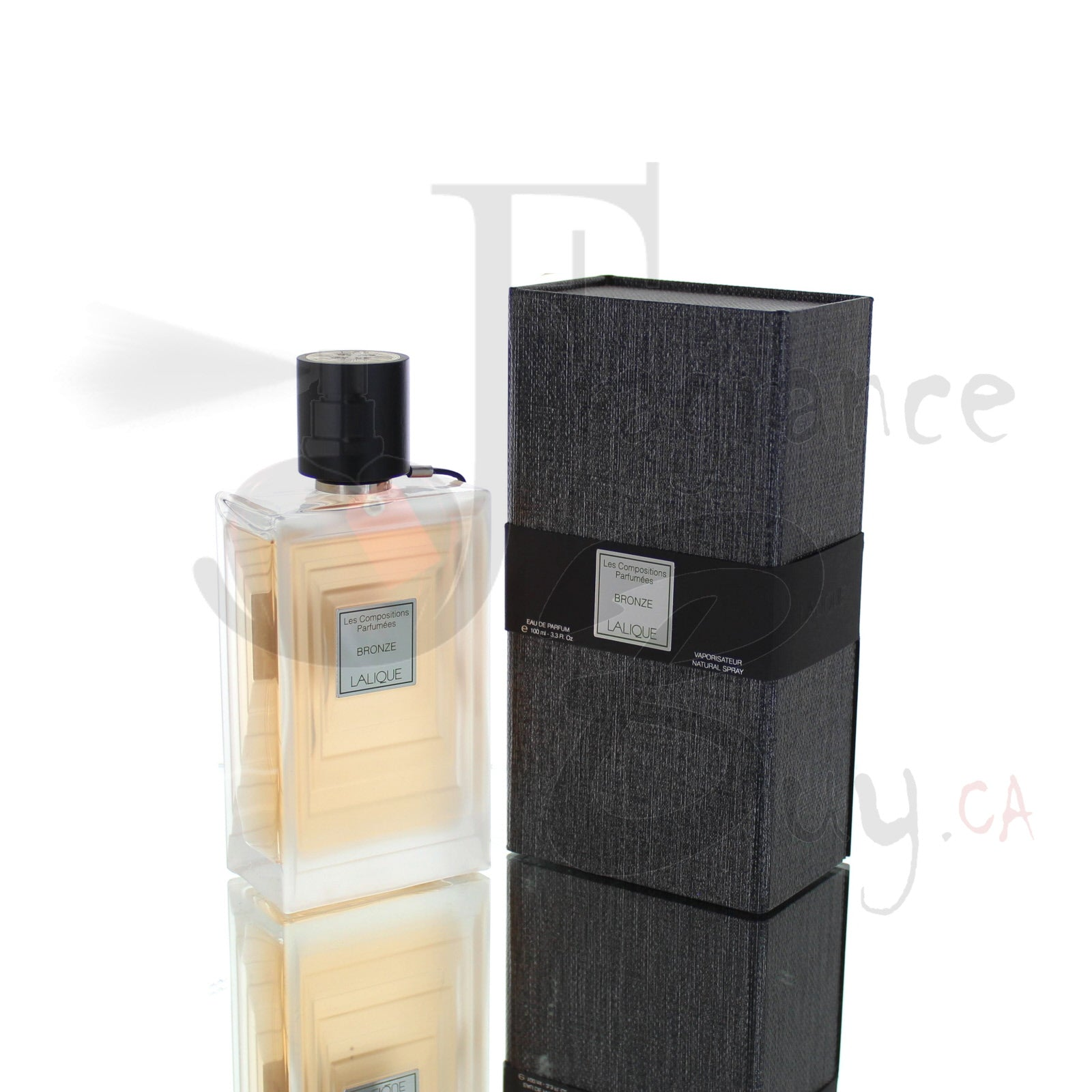 Lalique Les Compositions Parfumees Bronze For Man/Woman