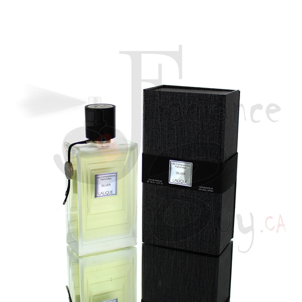 Lalique Les Compositions Parfumees Silver For Man/Woman