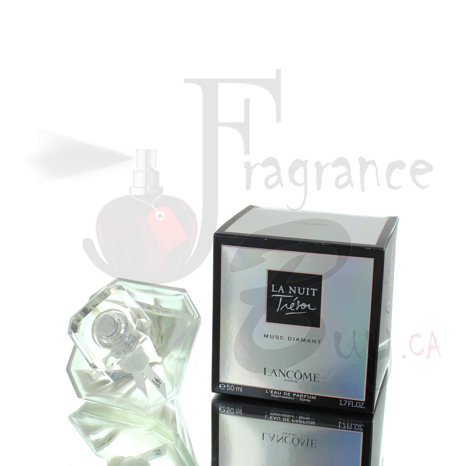 Lancome La Nuit Tresor Musc Diamant For Woman