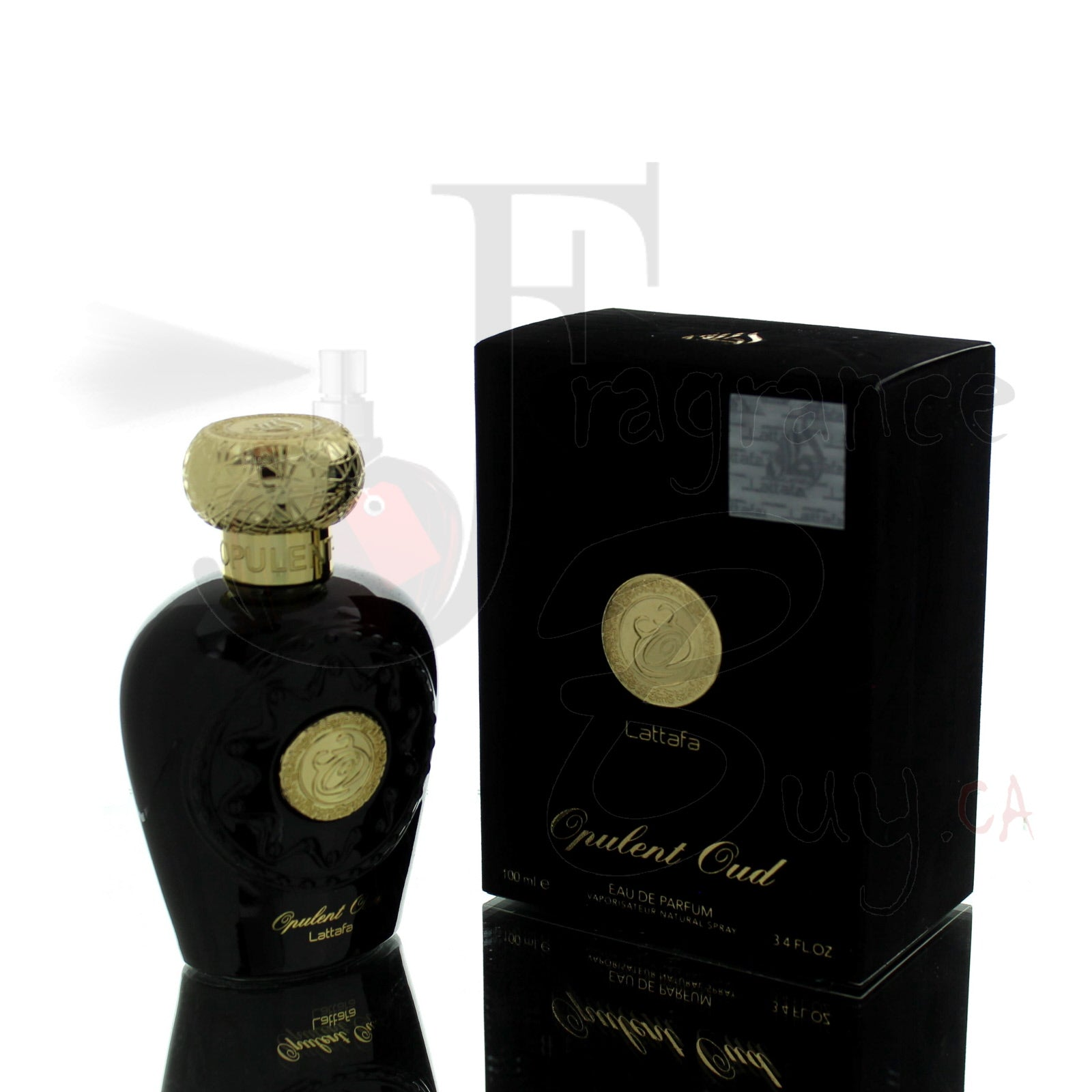 Lattafa Opulent Oud For Man/Woman