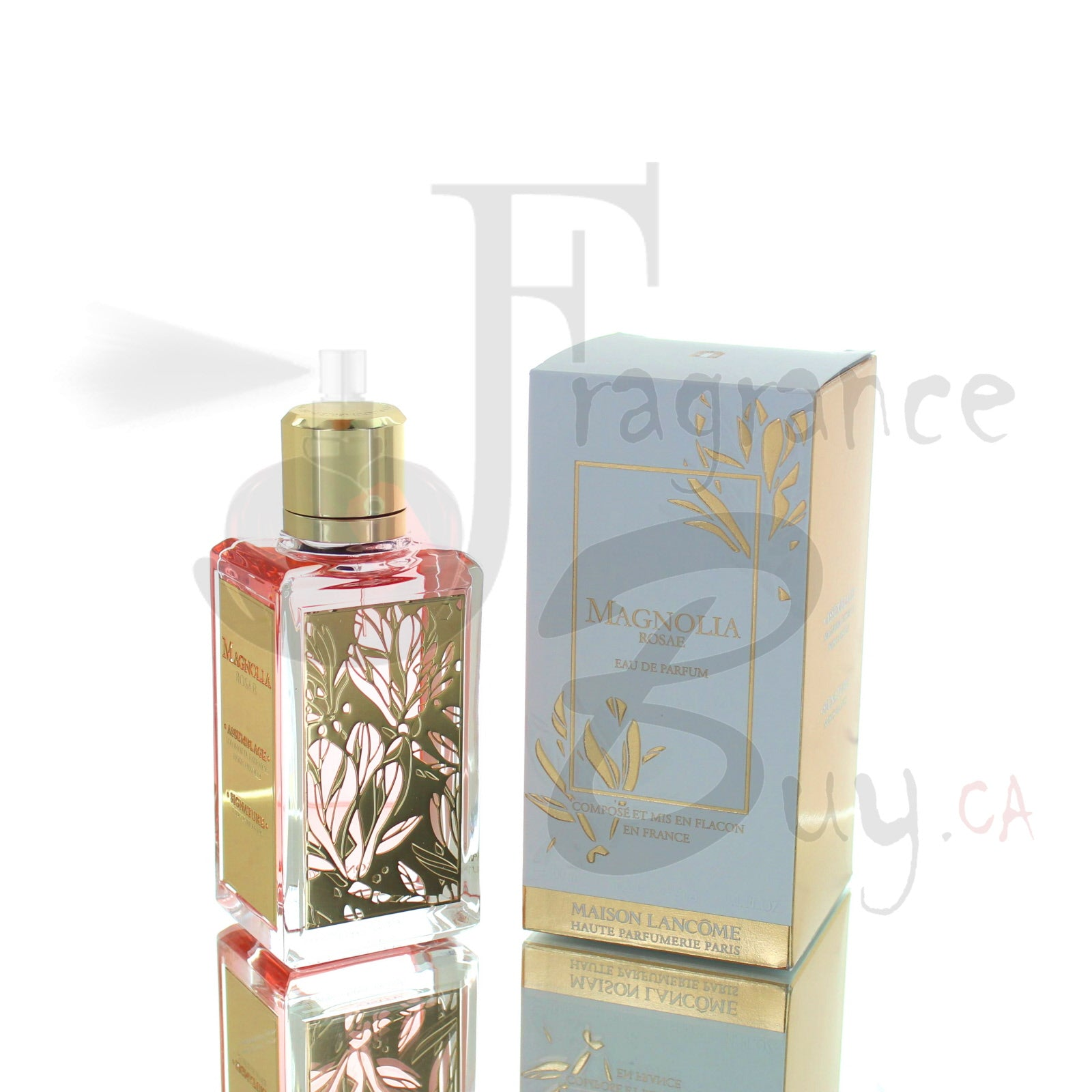 Lancome Maison Magnolia Rosae For Woman