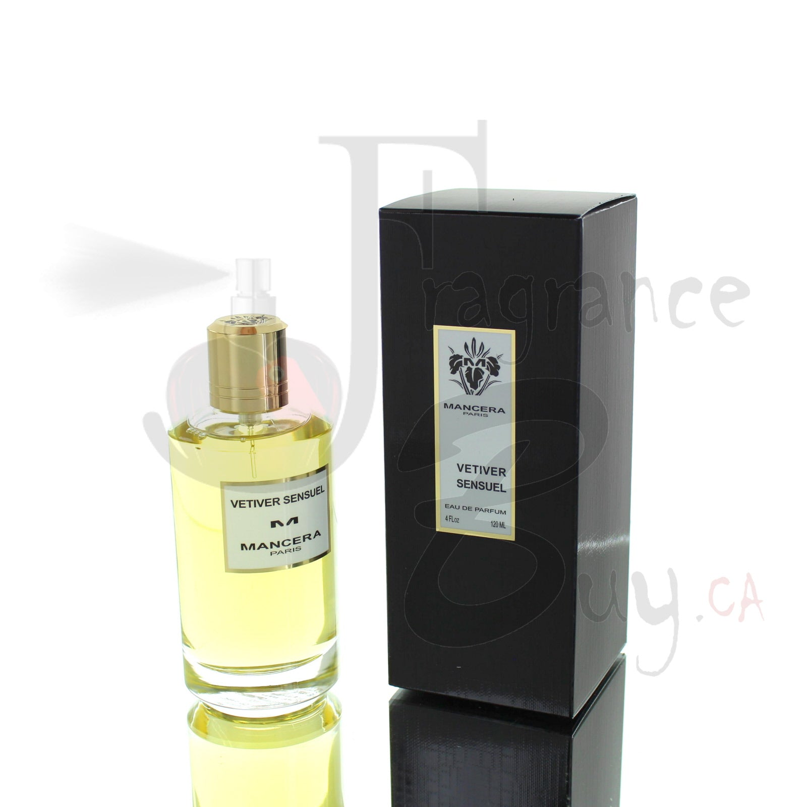 Mancera Vetiver Sensuel For Man/Woman