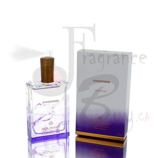 Molinard Gingembre For Man/Woman