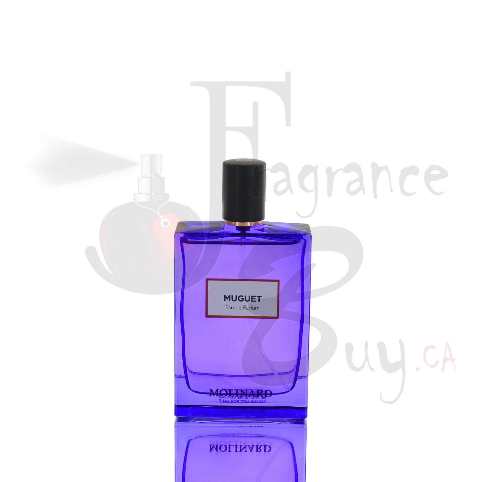 Molinard Muguet Edp For Man/Woman