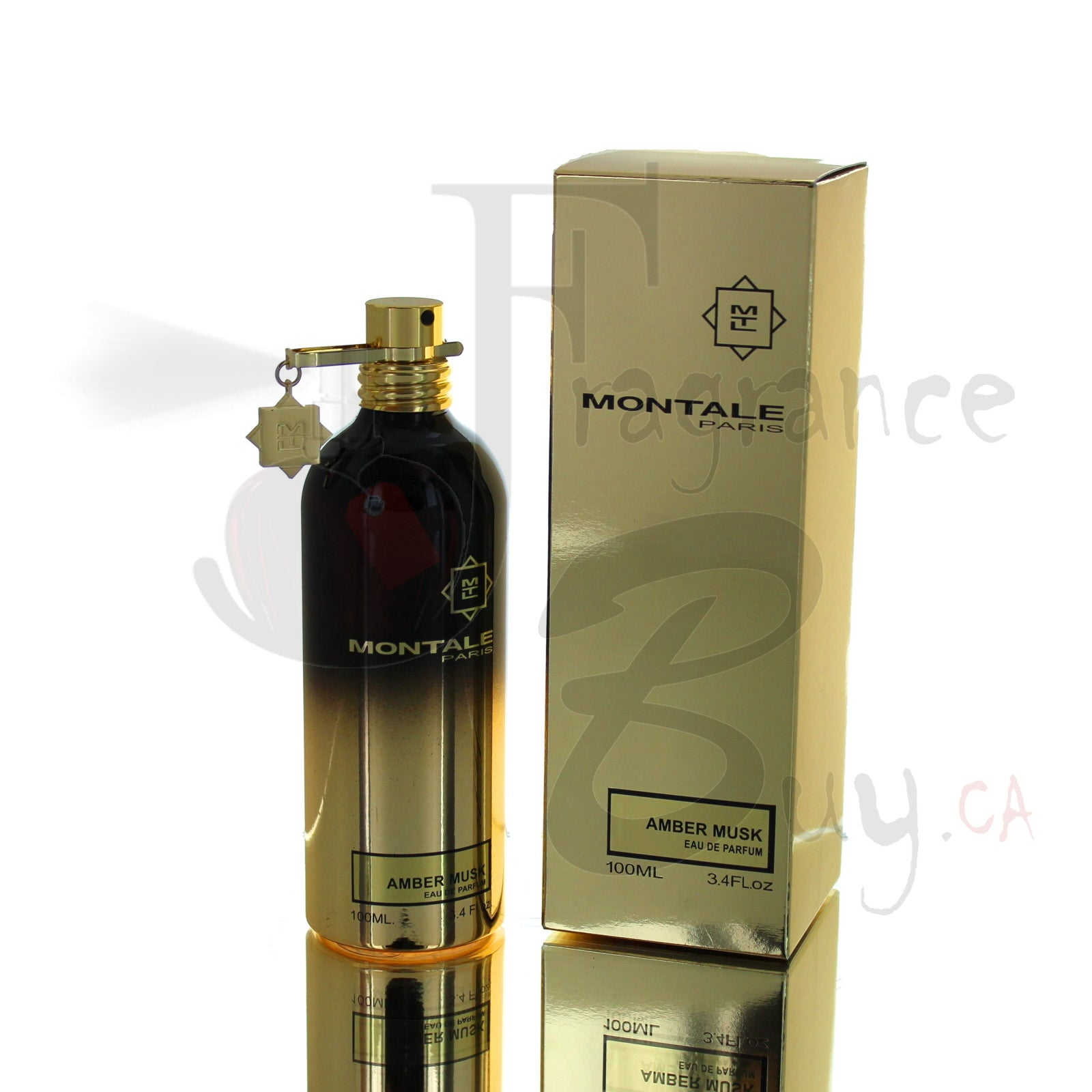 Montale Amber Musk For Man/Woman