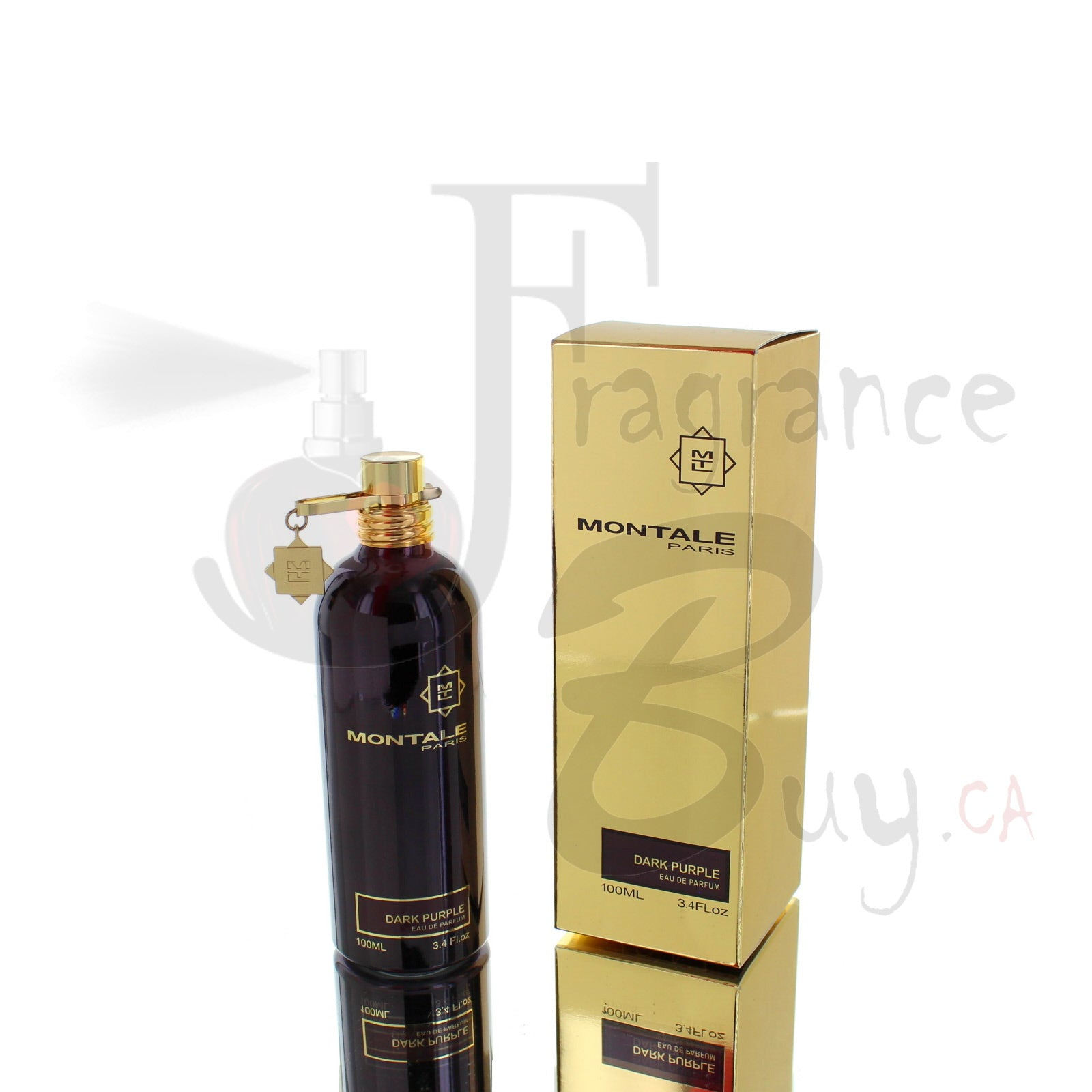 Montale Dark Purple For Woman