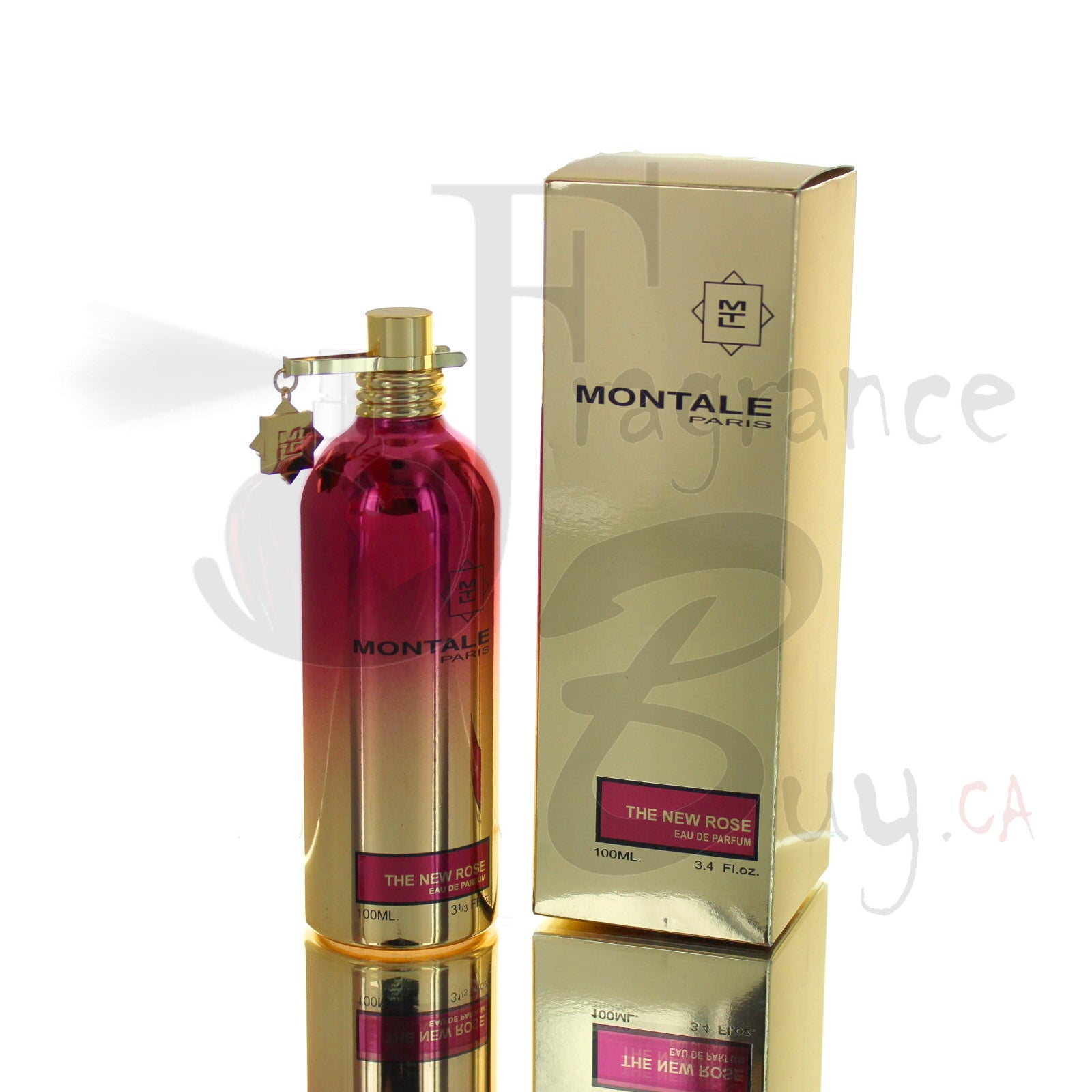 Montale The New Rose For Man/Woman
