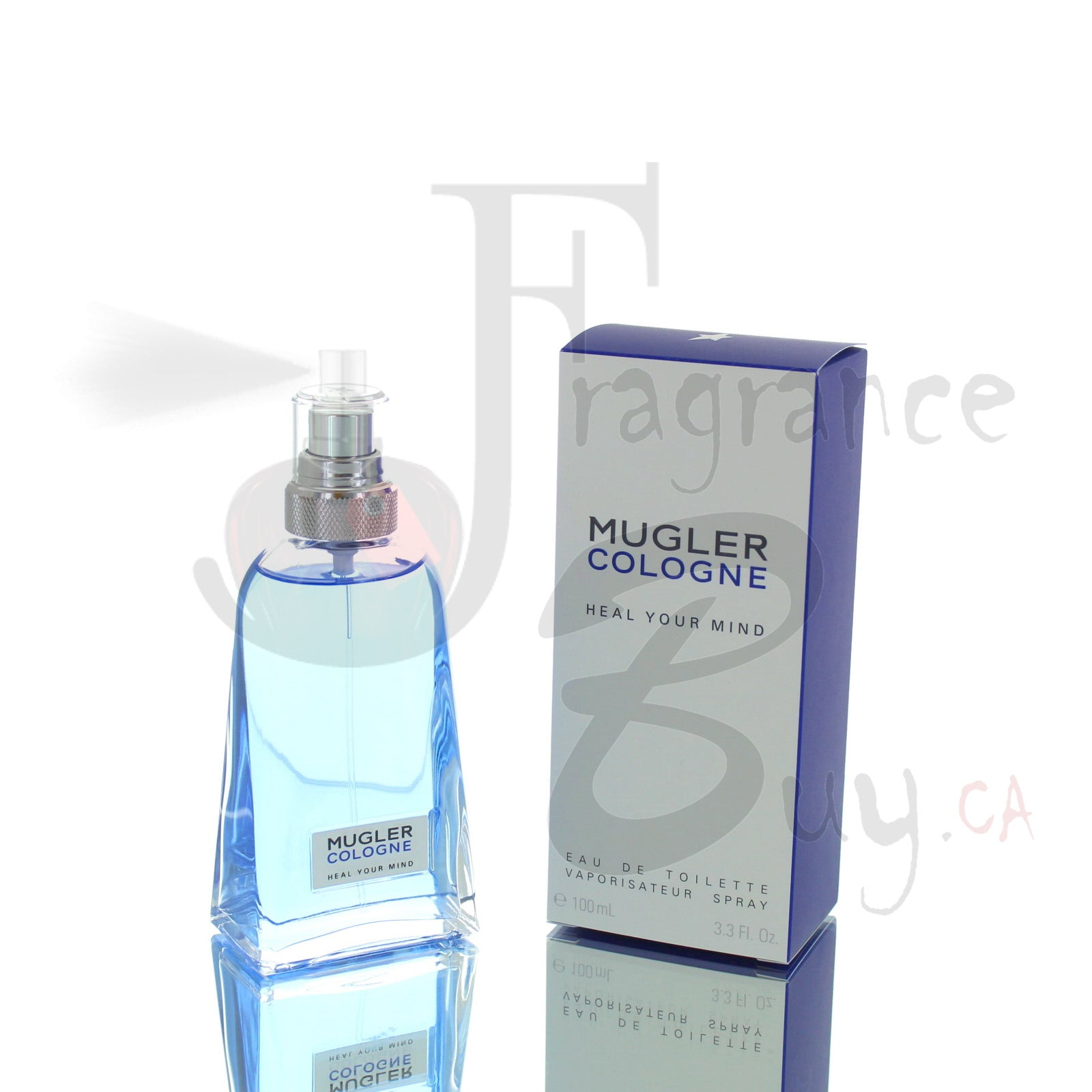 Mugler Heal Your Mind For Man/Woman