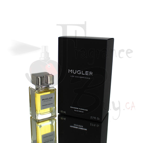 Mugler Fougere Furieuse Les Exceptions For Man/Woman