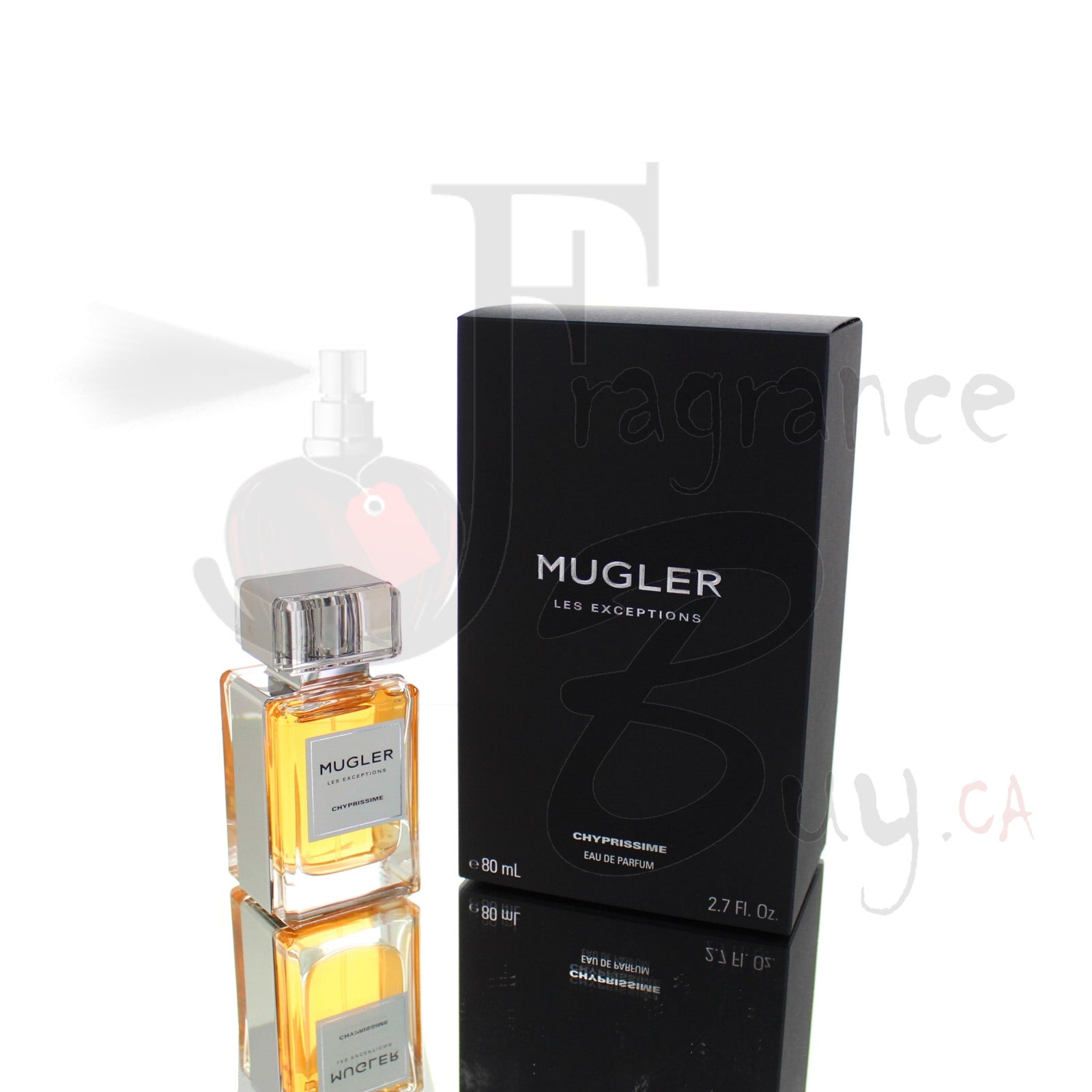 Mugler Chyprissime Les Exceptions For Man/Woman