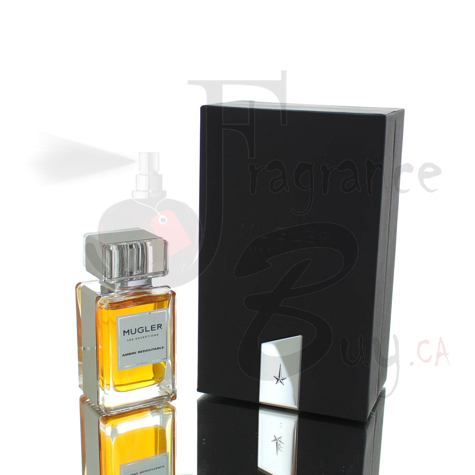 Mugler Ambre Redoutable For Man/Woman