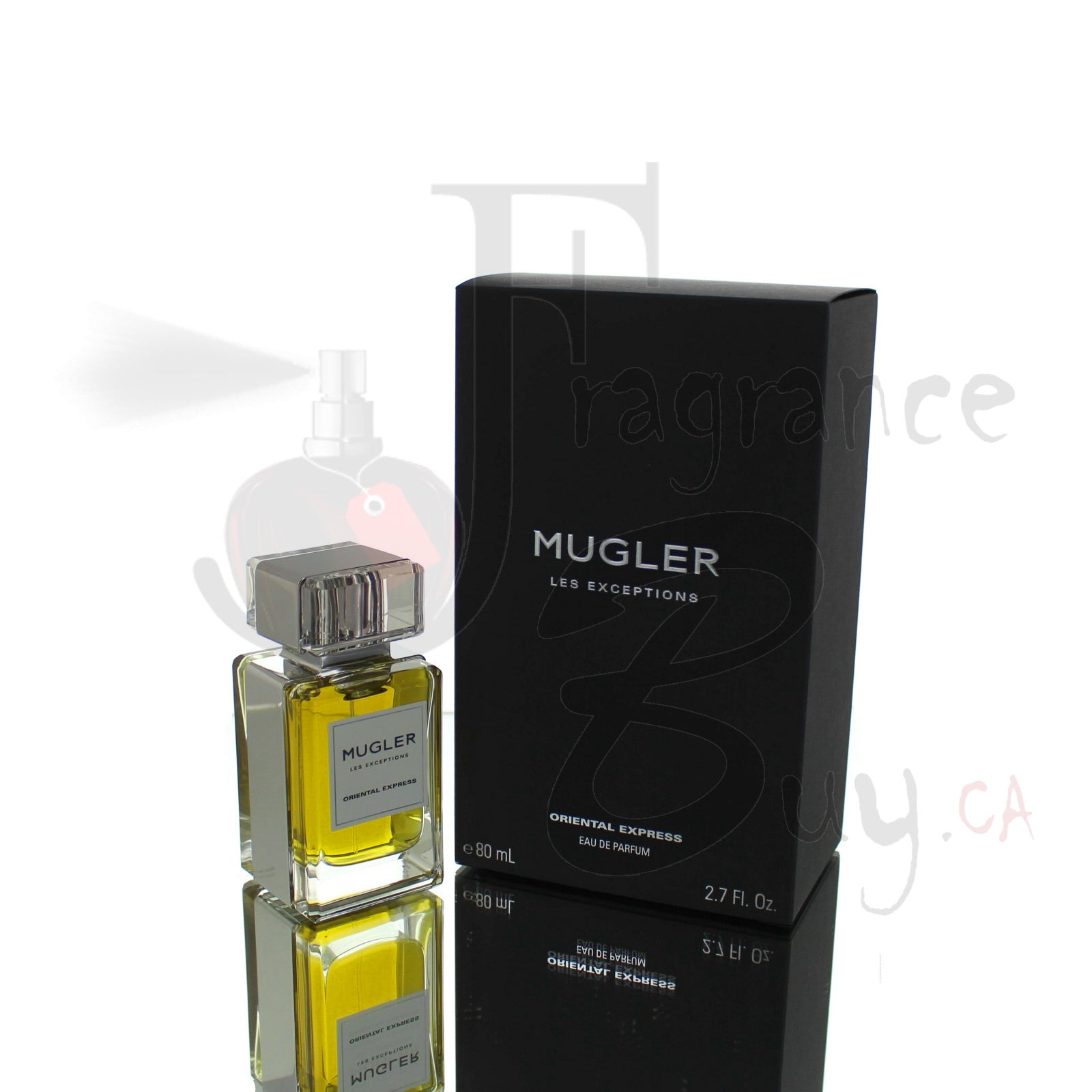 Mugler Oriental Express Les Exceptions For Man/Woman