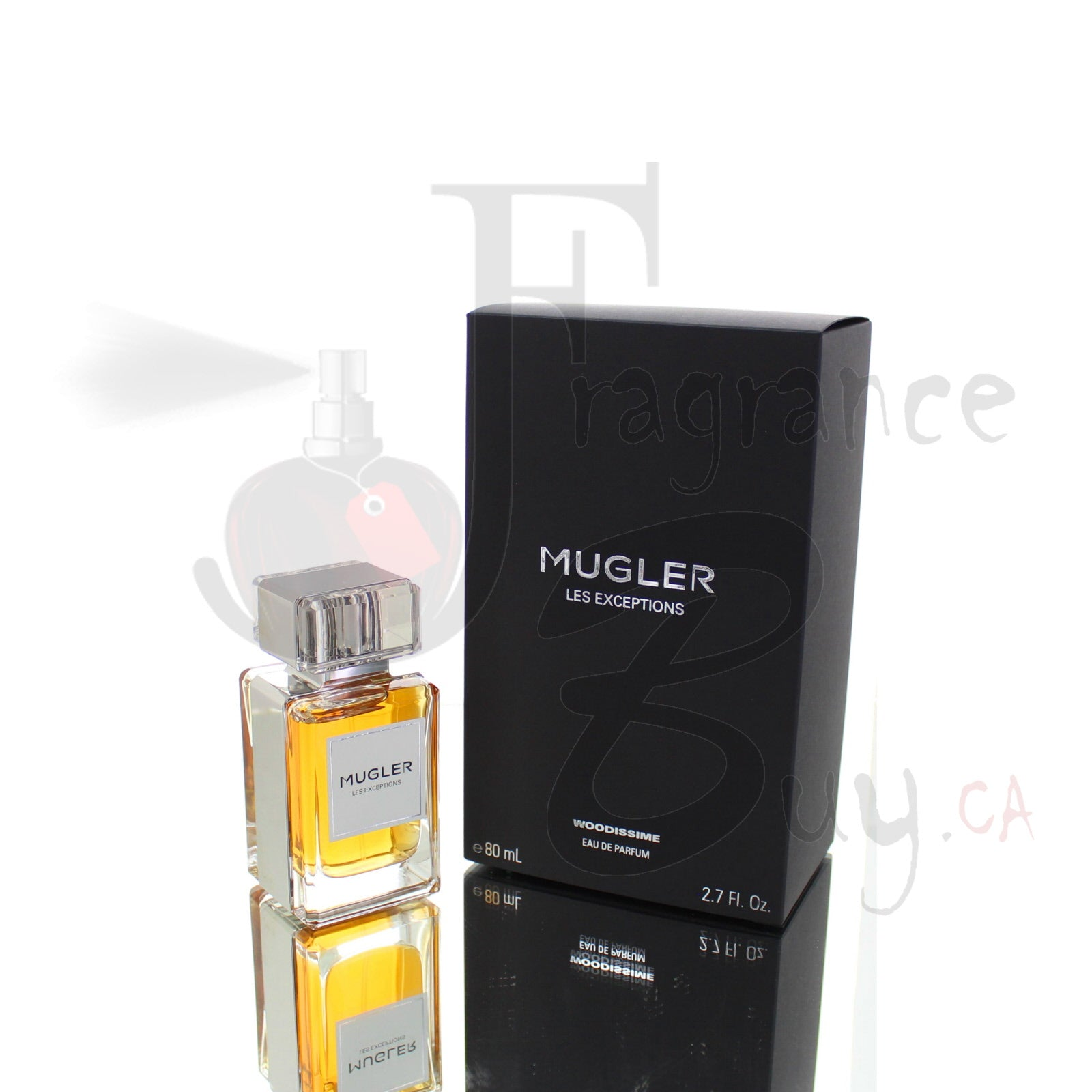 Mugler Woodissime For Man/Woman