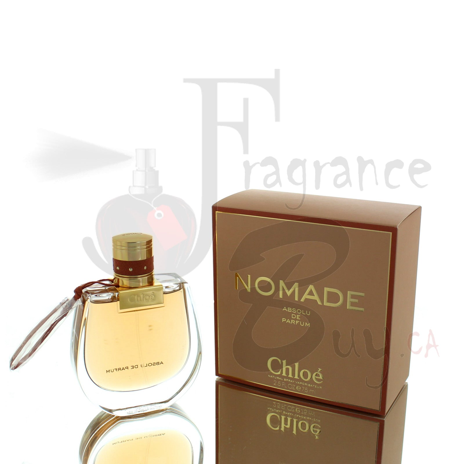 Chloe Nomade Absolu (New Pack) For Woman