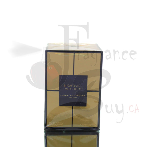 Carolina Herrera Nightfall Patchouli For Man/Woman