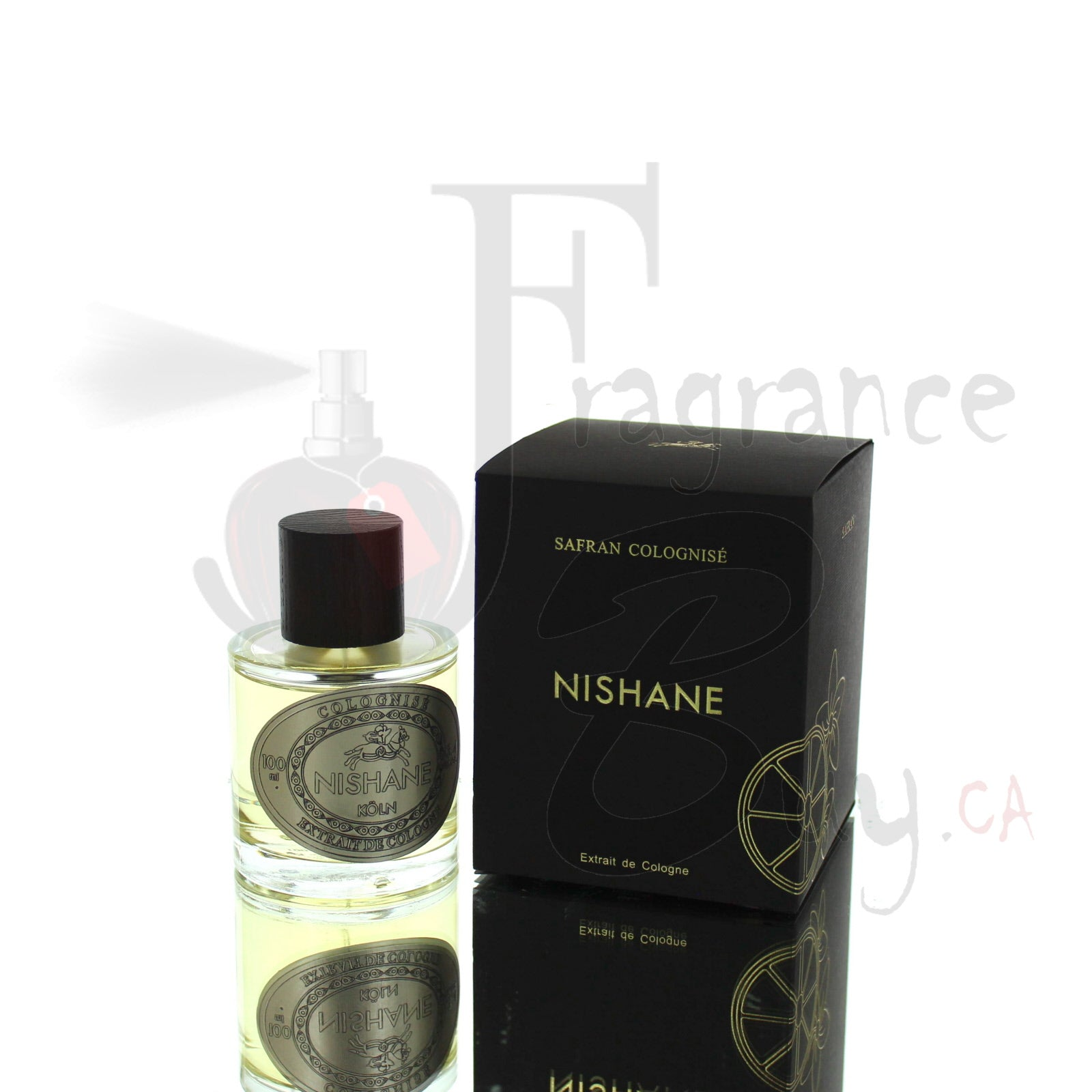 Nishane Safran Colognise For Man/Woman