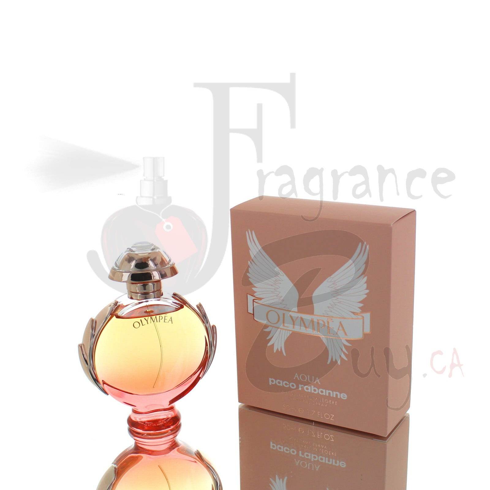 Olympea Aqua Legere by Paco Rabanne For Woman