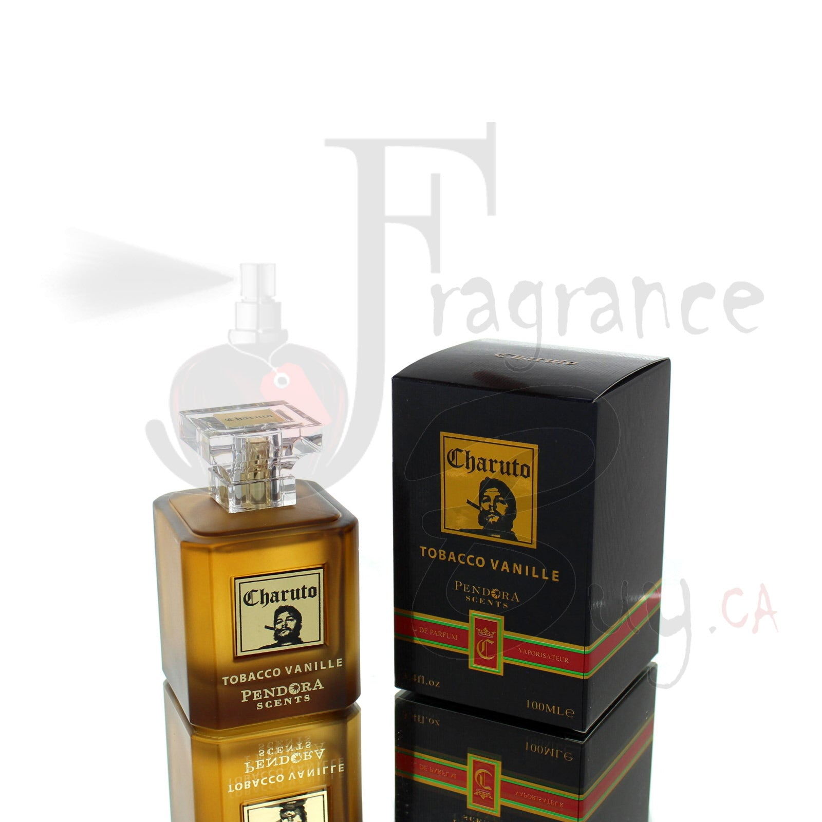 Paris Corner Charuto Tobacco Vanille For Man/Woman