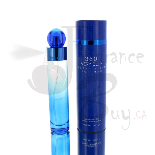 Very Blue by Perry Ellis (2017) For Man