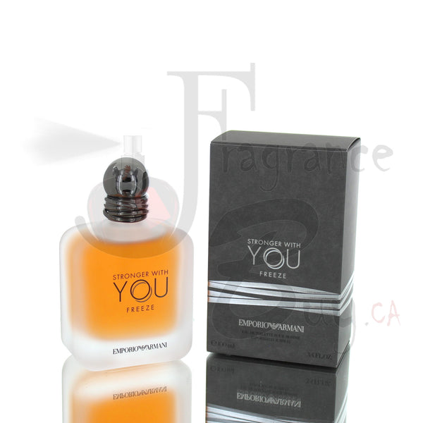 Emporio Armani Stronger With You Freeze (2020) For Man