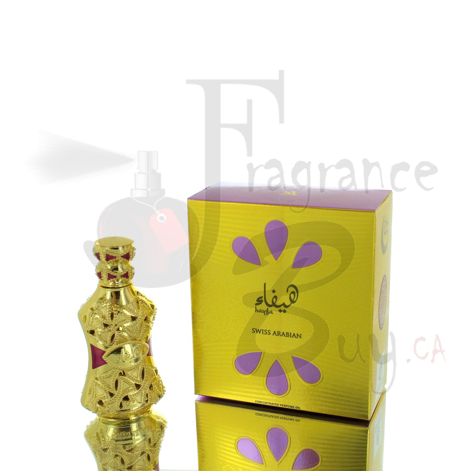 Swiss Arabian Hayfa Concentrated Perfume Oil For Woman