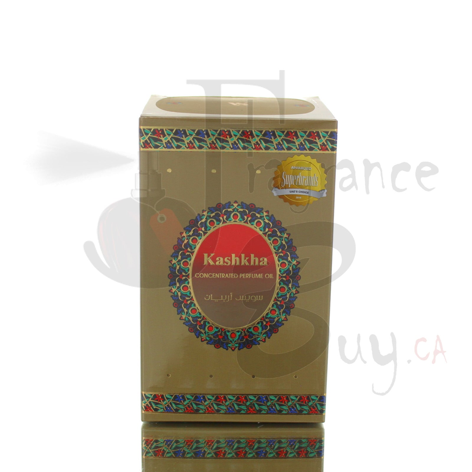 Swiss Arabian Kashkha Concentrated Perfume Oil For Woman