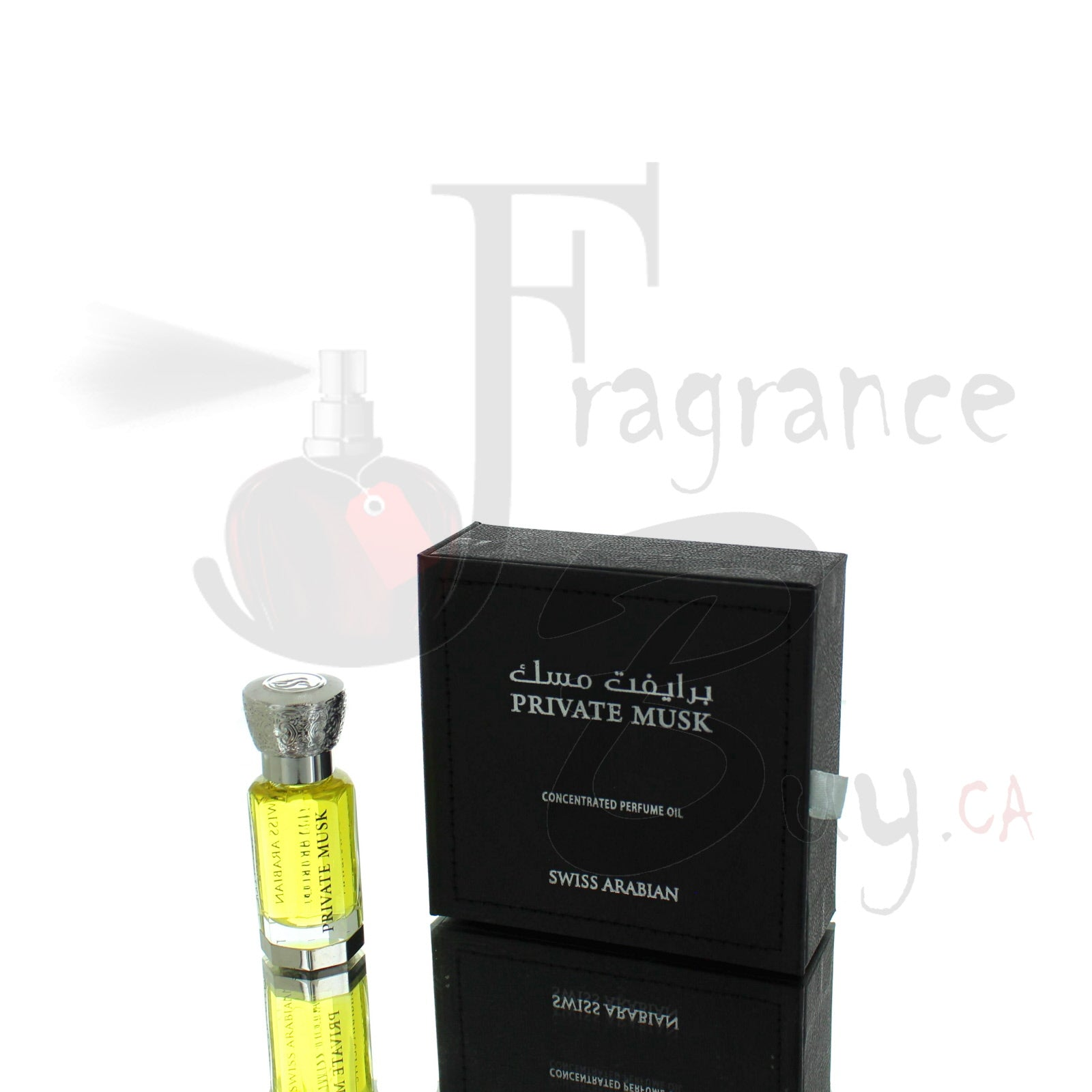 Swiss Arabian Private Musk 1073 Concentrated Perfume Oil For Man/Woman