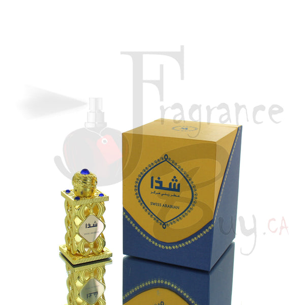 Swiss Arabian Shadha 377 Concentrated Perfume Oil For Woman