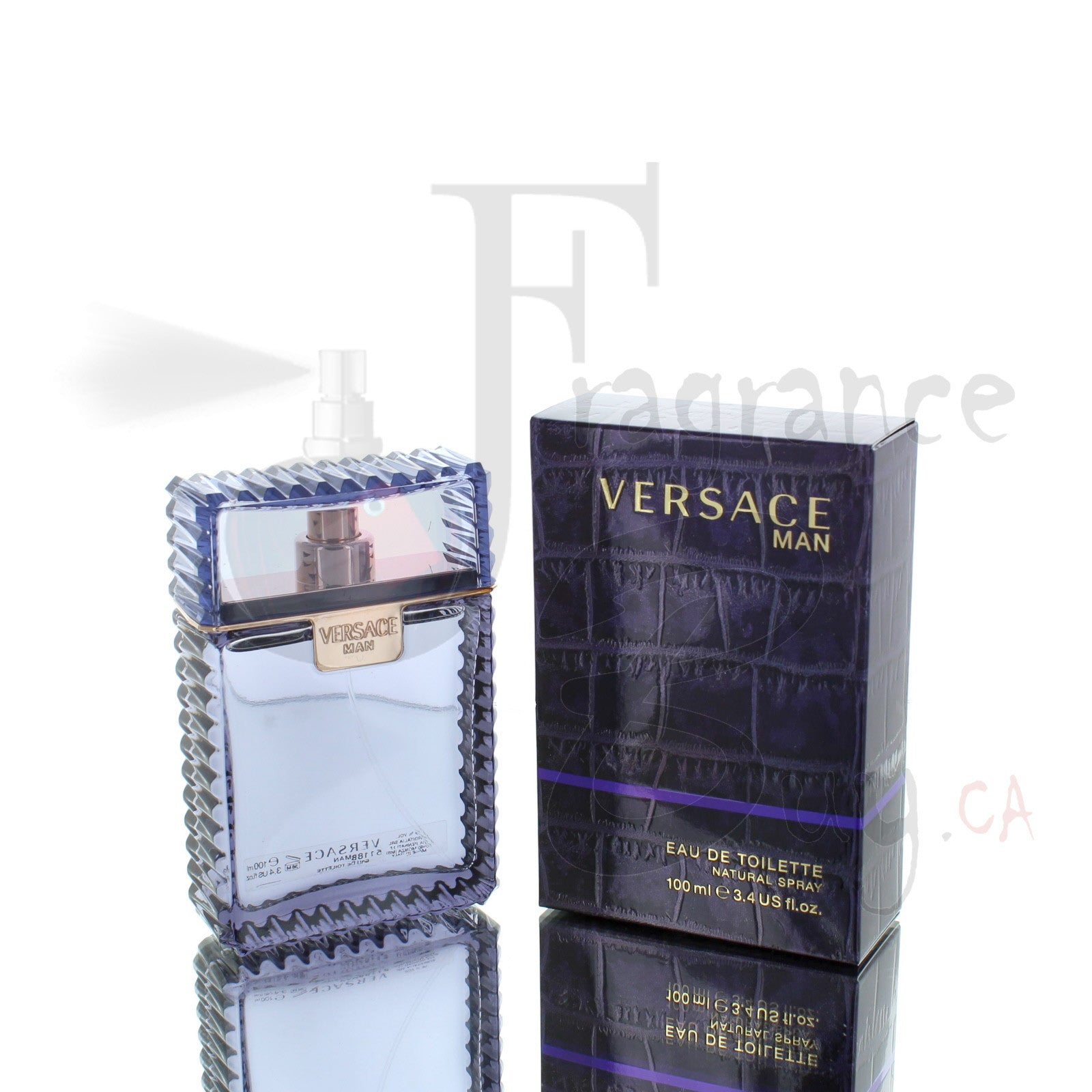Versace Man (Purple) For Man