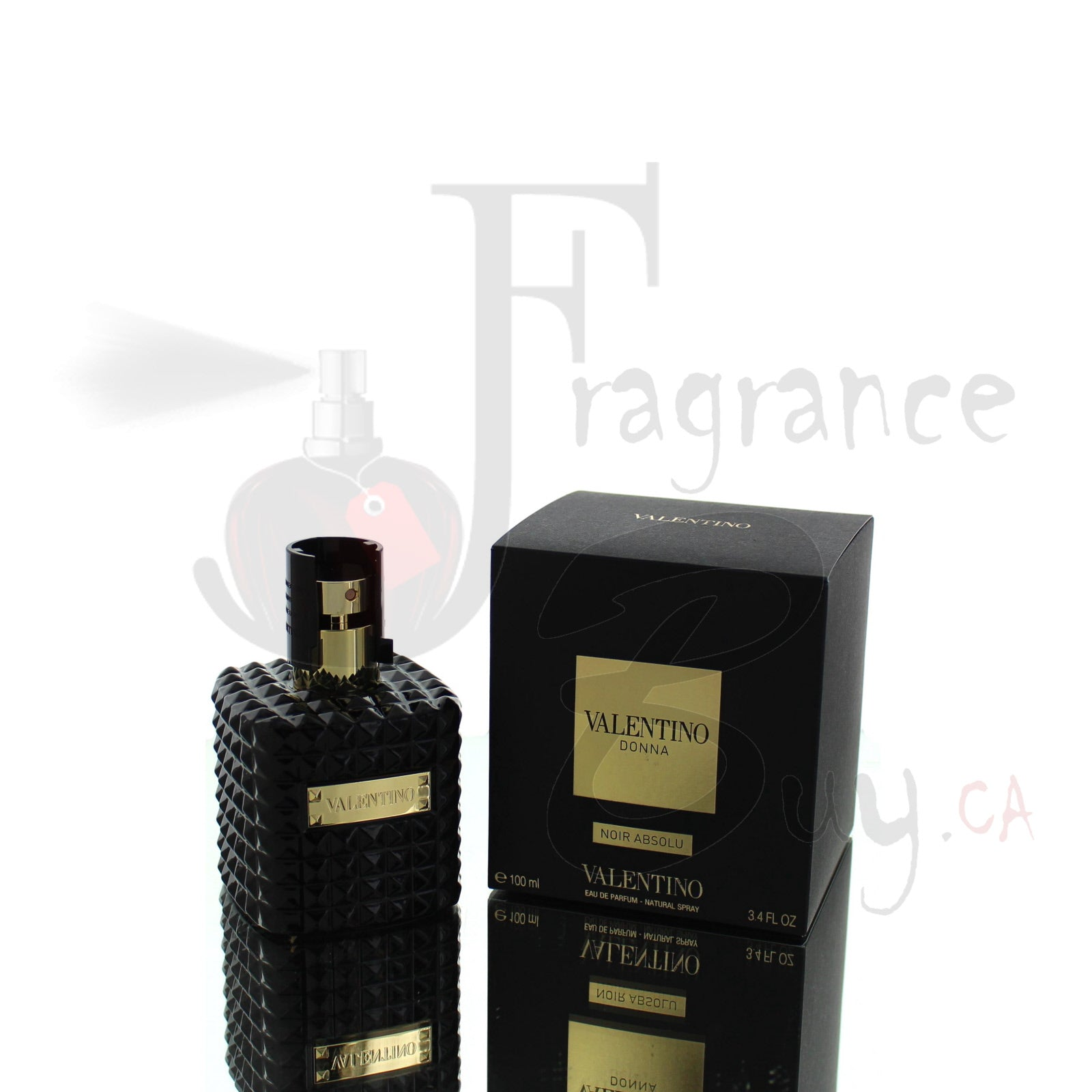 Valentino Donna Noir Absolu For Woman