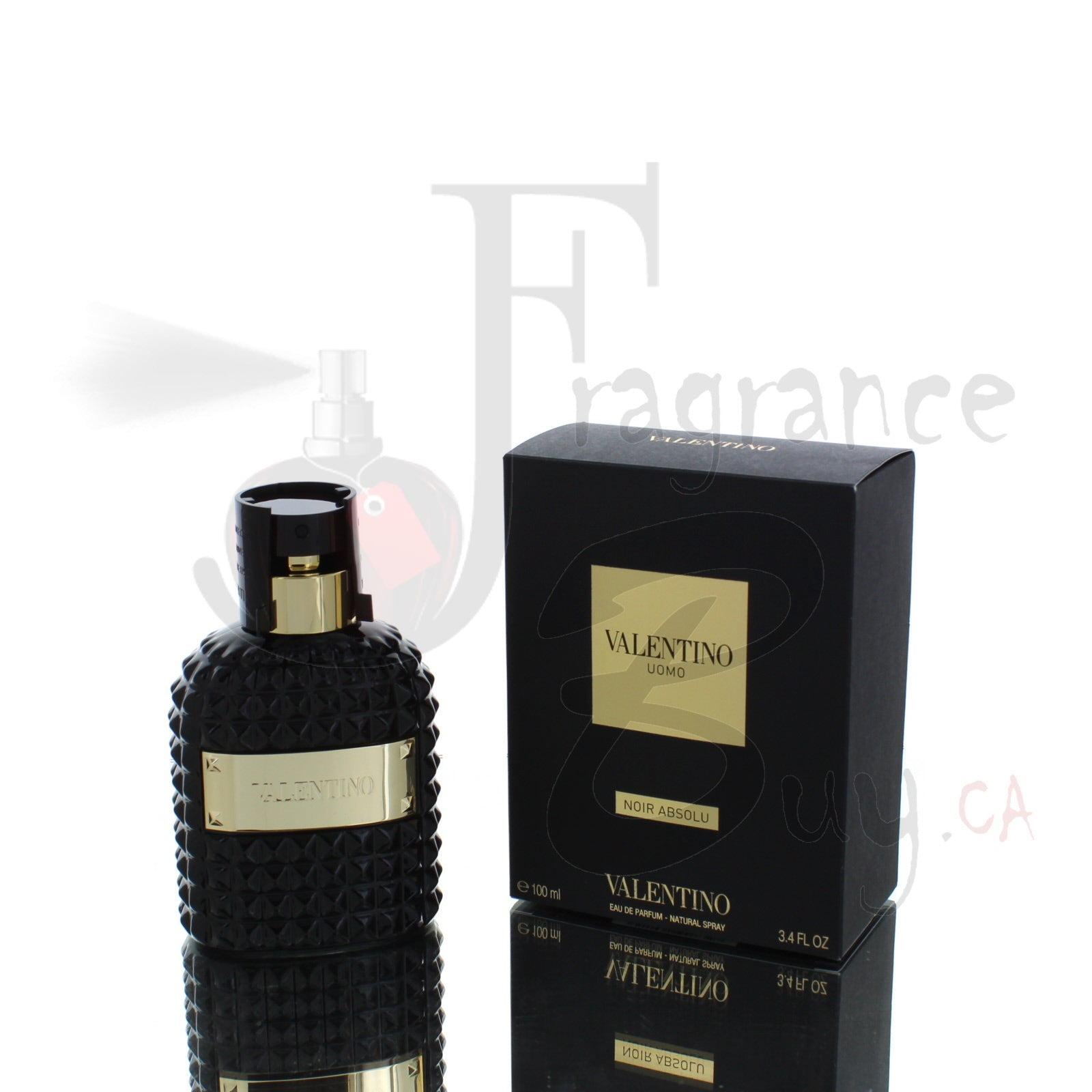 Valentino Uomo Noir Absolu For Man