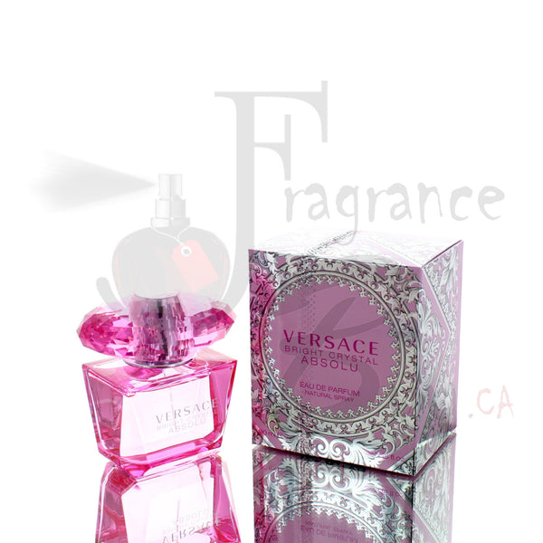 Versace Bright Crystal ''Absolute'' For Woman