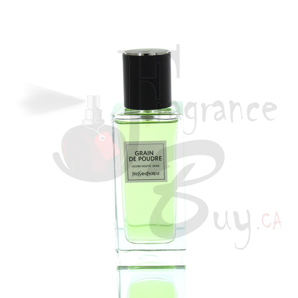 Yves Saint Laurent Grain De Poudre For Man/Woman
