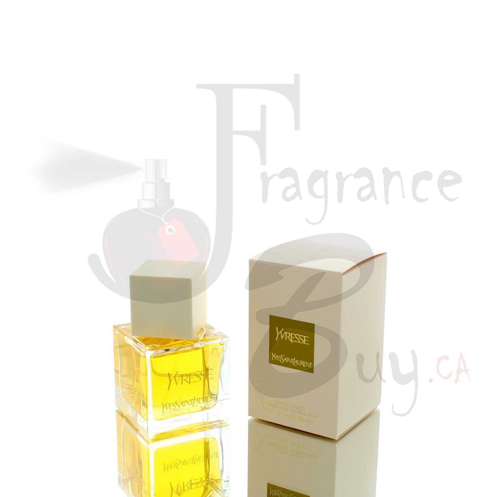 YvesSaintLaurent YSL Yvresse For Woman