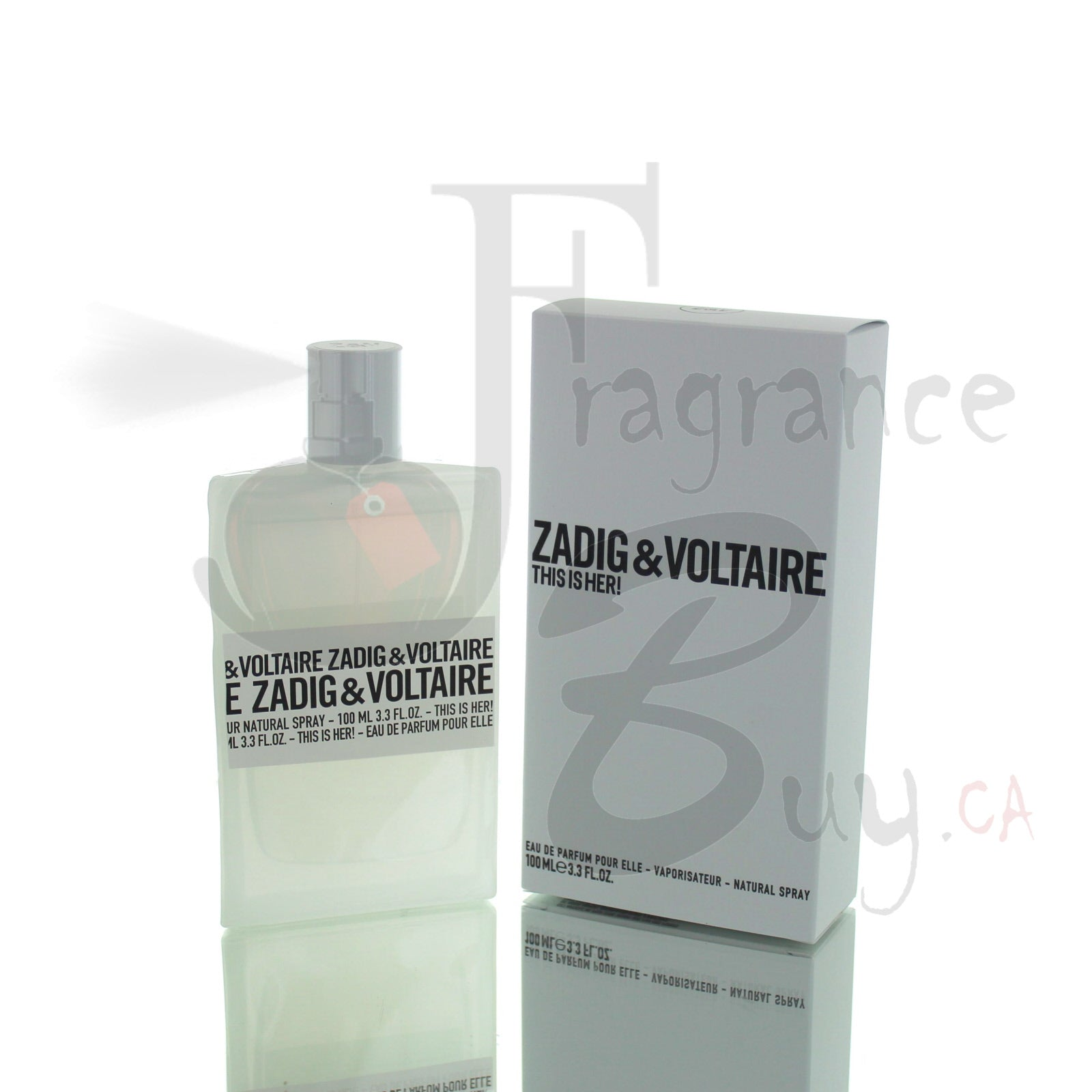 Zadig & Voltaire This is Her For Woman