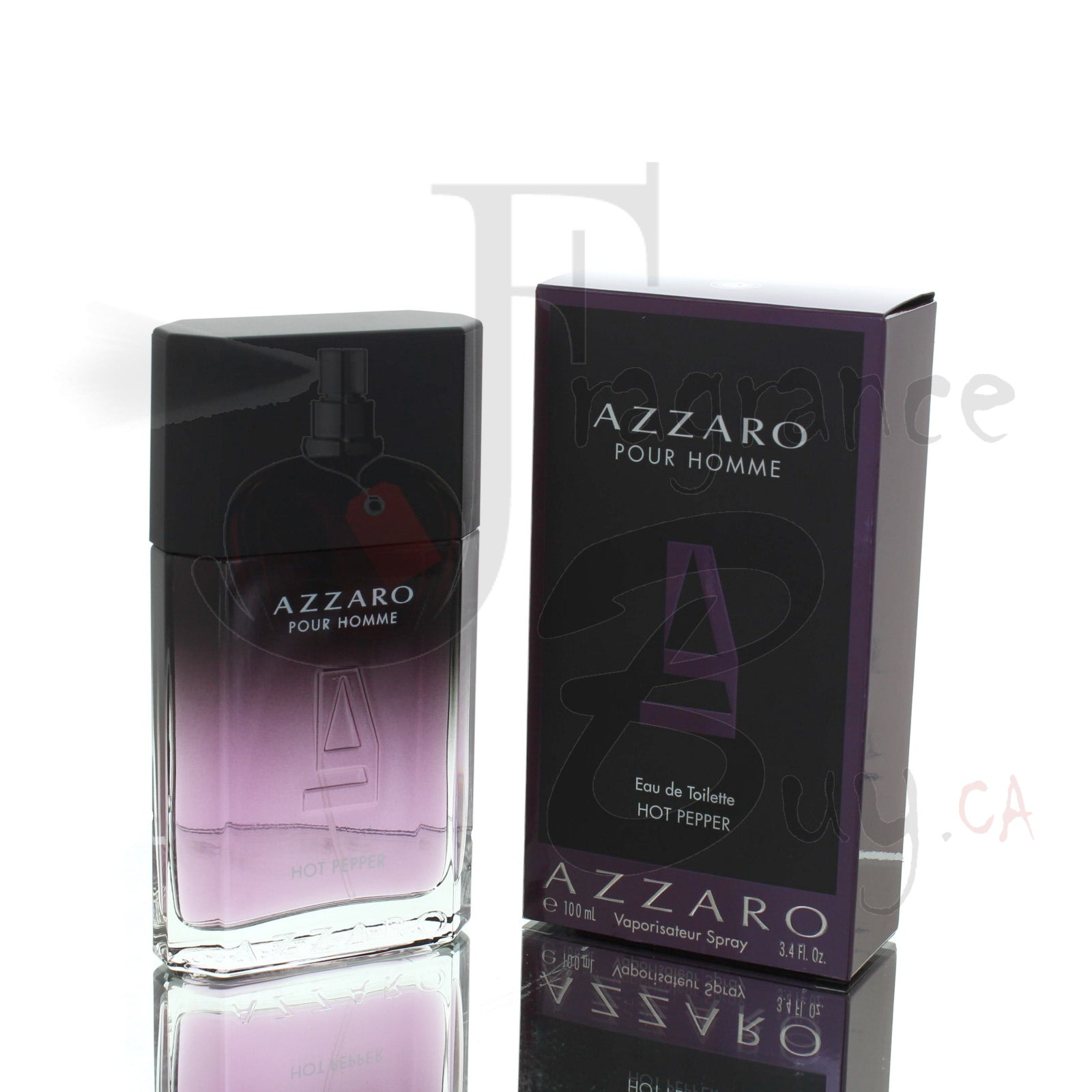 Azzaro Hot Pepper For Man
