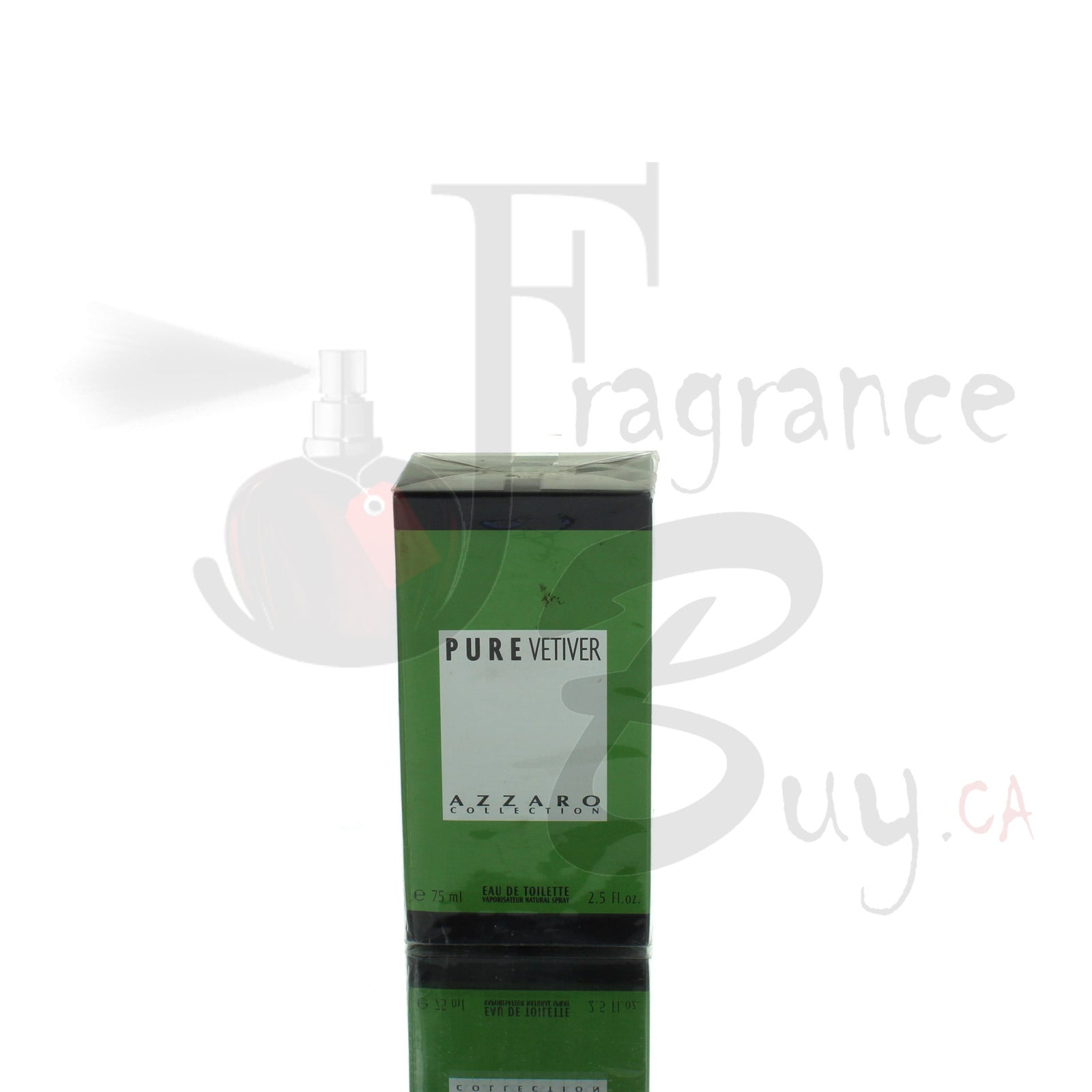 Azzaro Pure Vetiver For Man