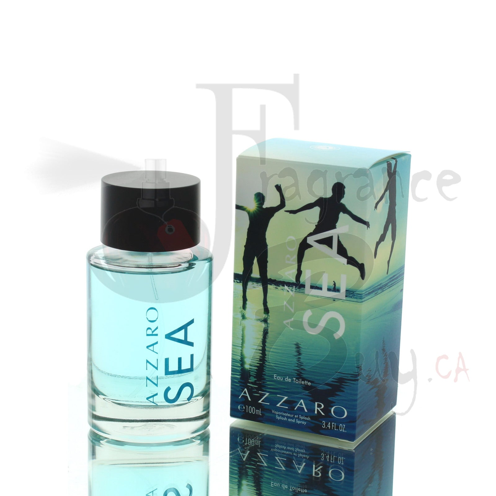 Azzaro Sea Splash For Man